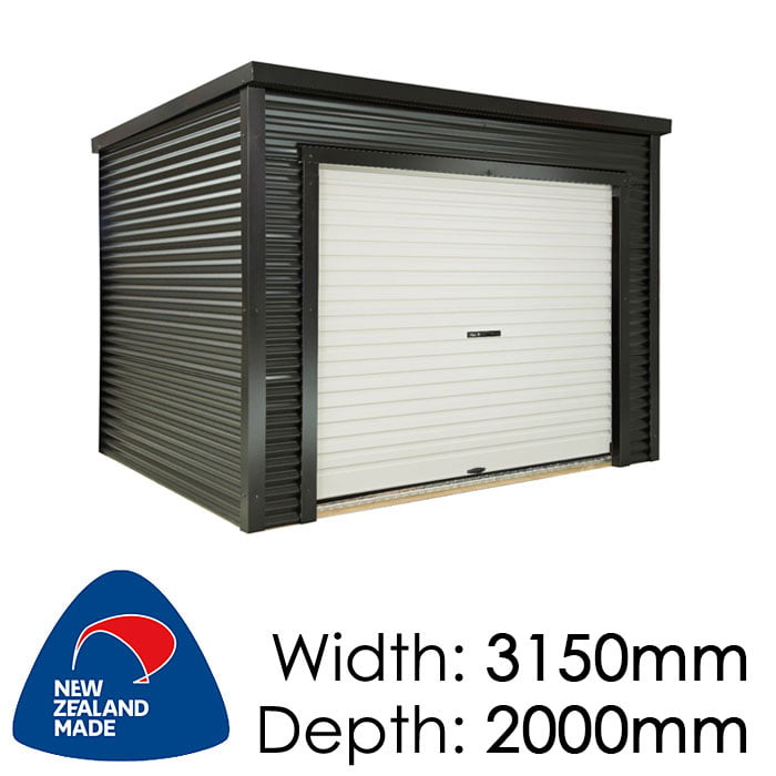 Duratuf Estate Milford 3150x2000 Lifestyle Shed available at Gubba Garden Shed