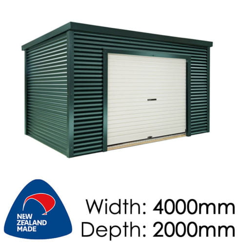 Duratuf Estate Tamahere 4000x2000 Lifestyle Shed available at Gubba Garden Shed