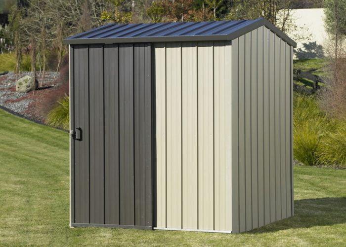 Duratuf Kiwi MK1 1715x1715 Garden Shed