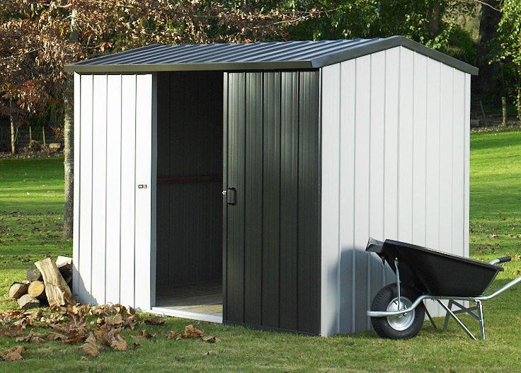 Duratuf Kiwi MK2 2545x1715 Garden Shed