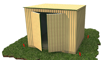 Garden Sheds NZ Measure-your-shed-2