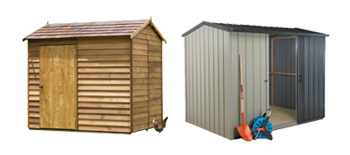Medium Sized Sheds