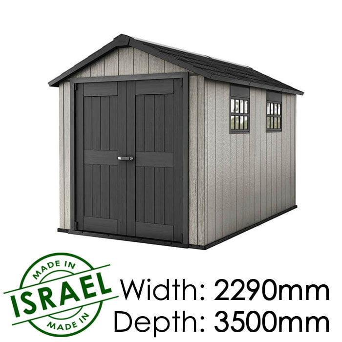Keter Oakland 7511 Outdoor Storage Shed