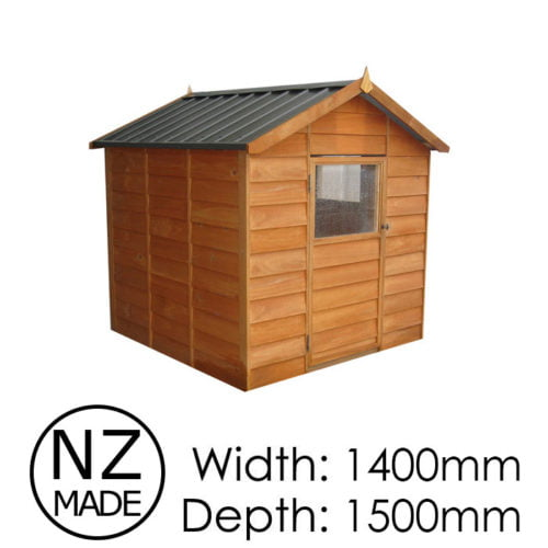 Pinehaven 1400x1500 KK1 Kids Cubby available at Gubba Garden Shed