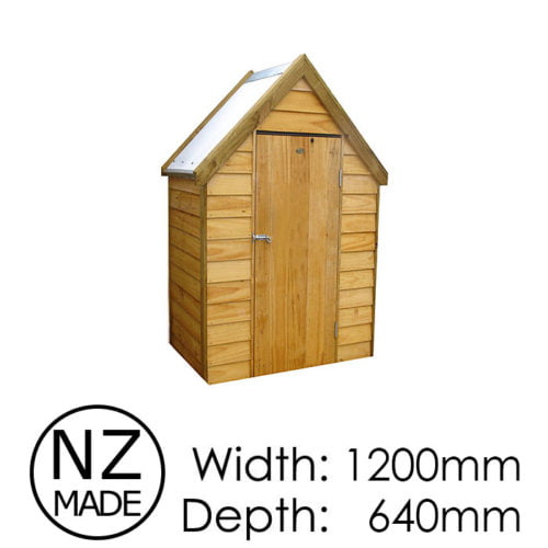 Pinehaven 1200x640 Makaro Timber Garden Shed