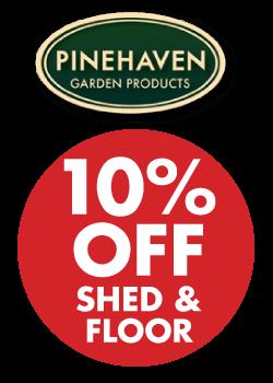 Pinehaven Sheds September Sale