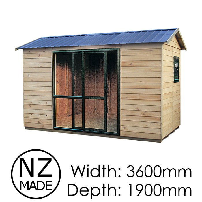 Pinehaven 3600x1900 Willis Timber Studio available at Gubba Garden Shed