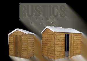 Garden Sheds NZ Rustics-Shed-Brand-300x212