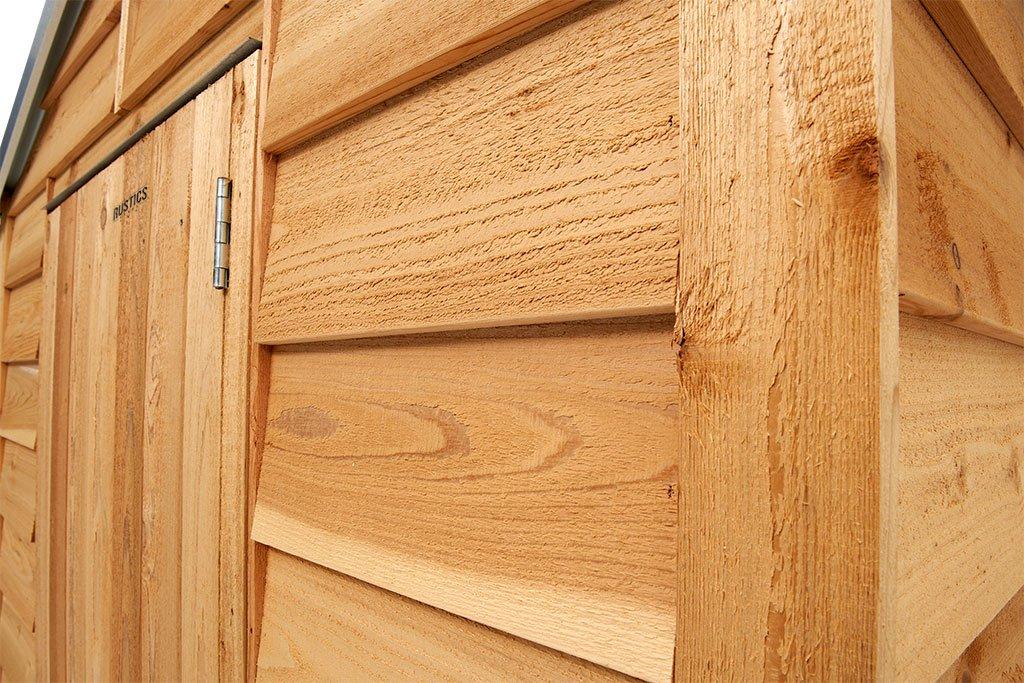 Rustics 1800x1200 Idaho Timber Garden Shed