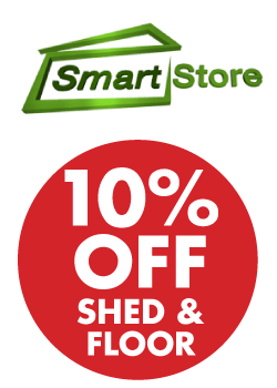 Smart Store Sheds September Sale