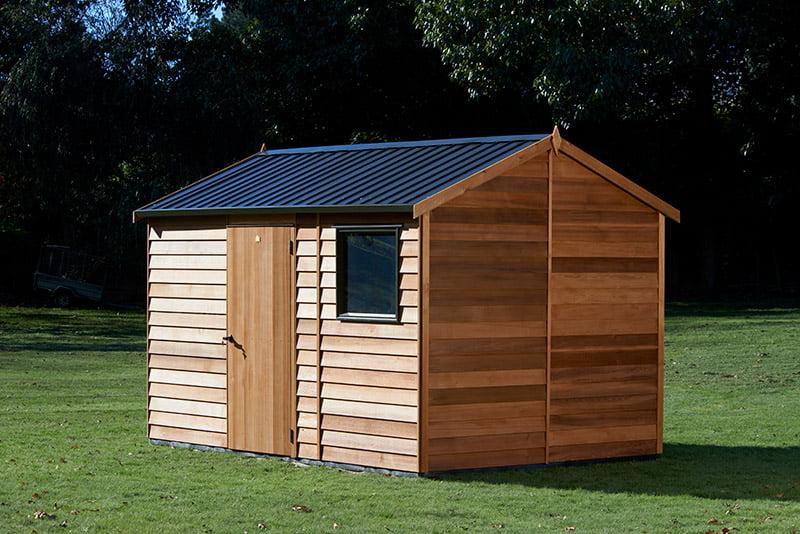Cedar Bentley Timber Garden Shed Garden Sheds Nz