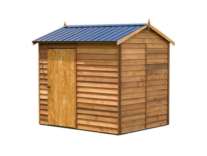 Cedar Millbrook Timber Garden Shed