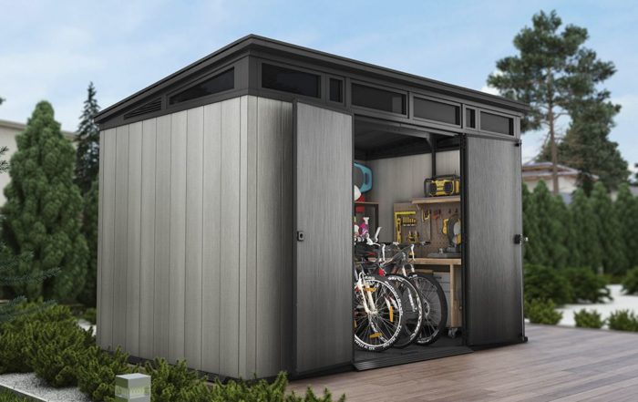 Keter Artisan 11×7 Outdoor Storage Shed