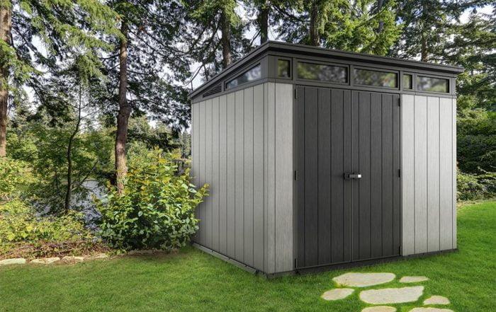 Keter Artisan 9×7 Outdoor Storage Shed
