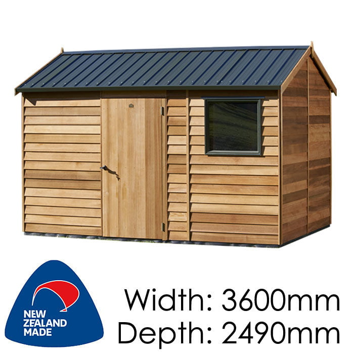 Garden Sheds NZ cedar-bentley-product-image-july-2019-700x700