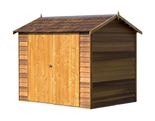 Garden Sheds NZ cedar_double_door_tooltipy