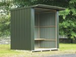 Garden Sheds NZ fortress-bus-shelter-150x113