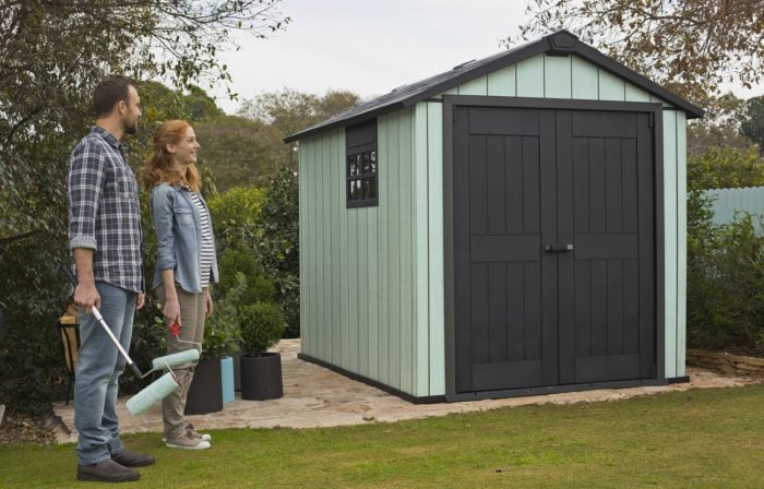 Keter Oakland 759 2290x2870 Outdoor Storage Shed