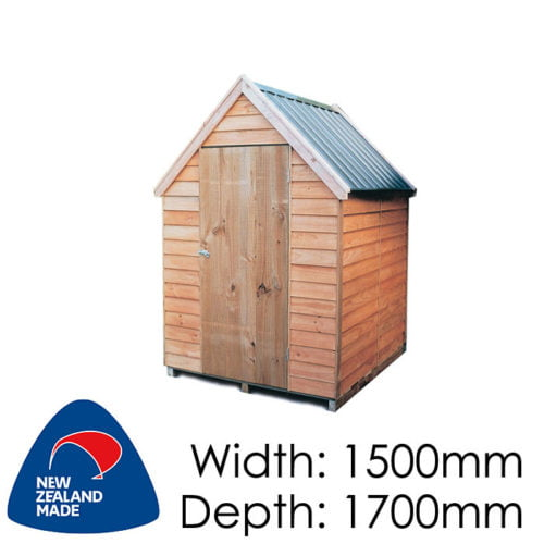 Garden Sheds NZ pinehaven-kaimai-timber-shed2-500x500
