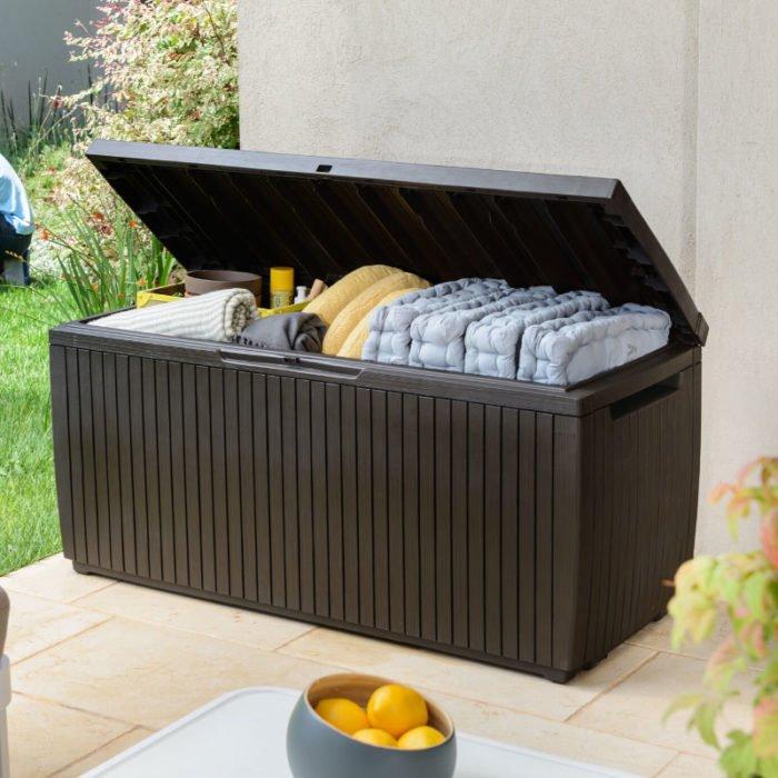 Keter 1230x635 Springwood Cushion Box