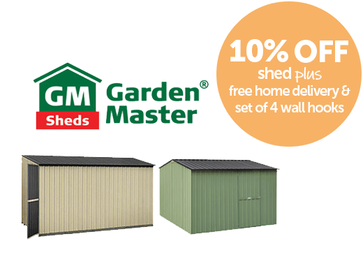 Garden Sheds NZ steel-sheds-garden-master-promo-2