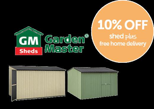 Gubba Garden Sheds NZ