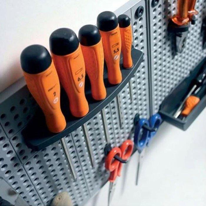 Keter 500x310 Tool Organiser Pegboard